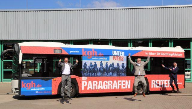 KGH-Bus in Fürth